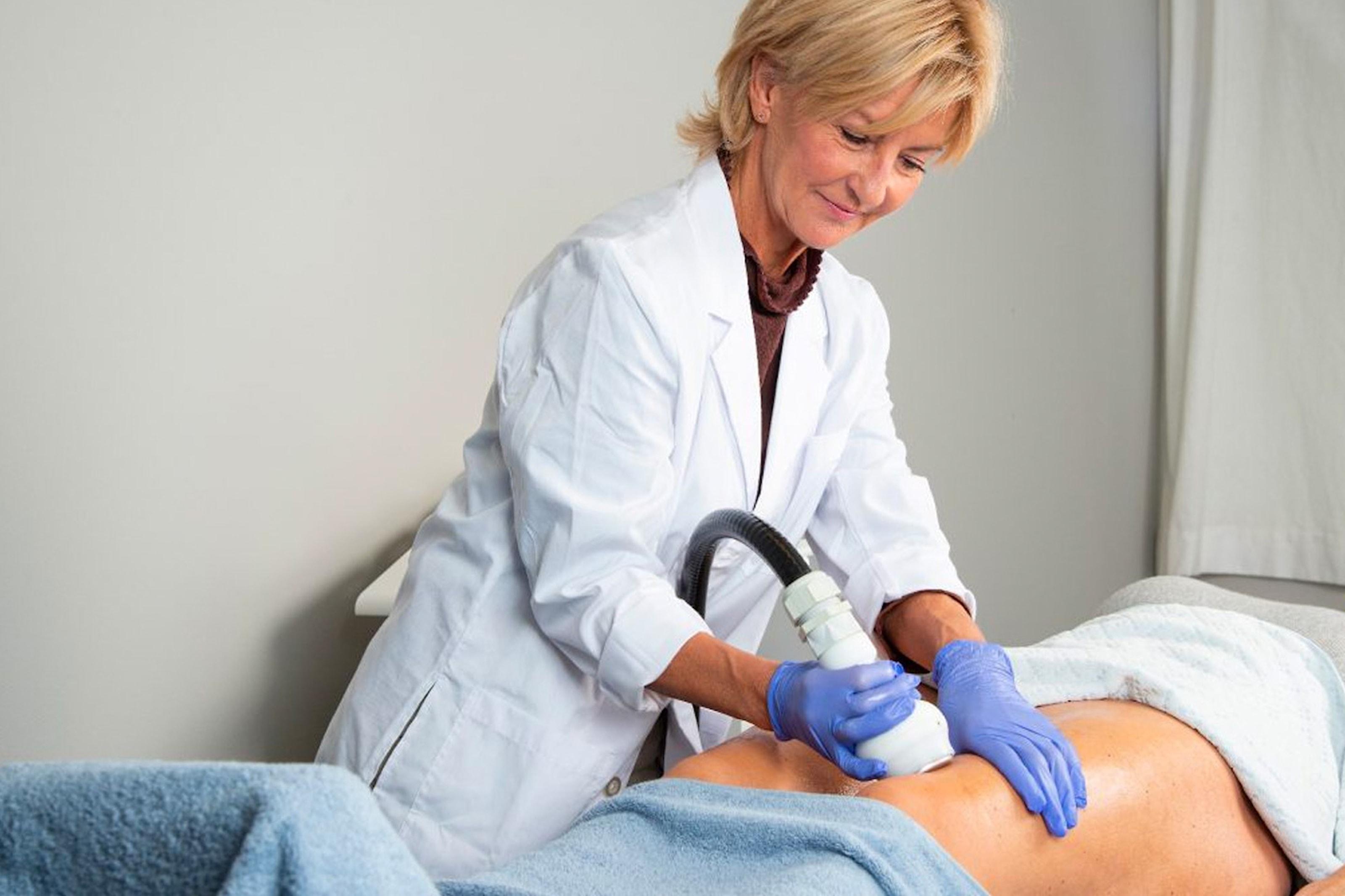 Cryo21 - Førstegangskonsultasjon med valgfri behandling