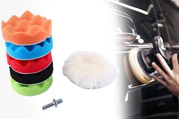 Tvättsvampar för biltvätt