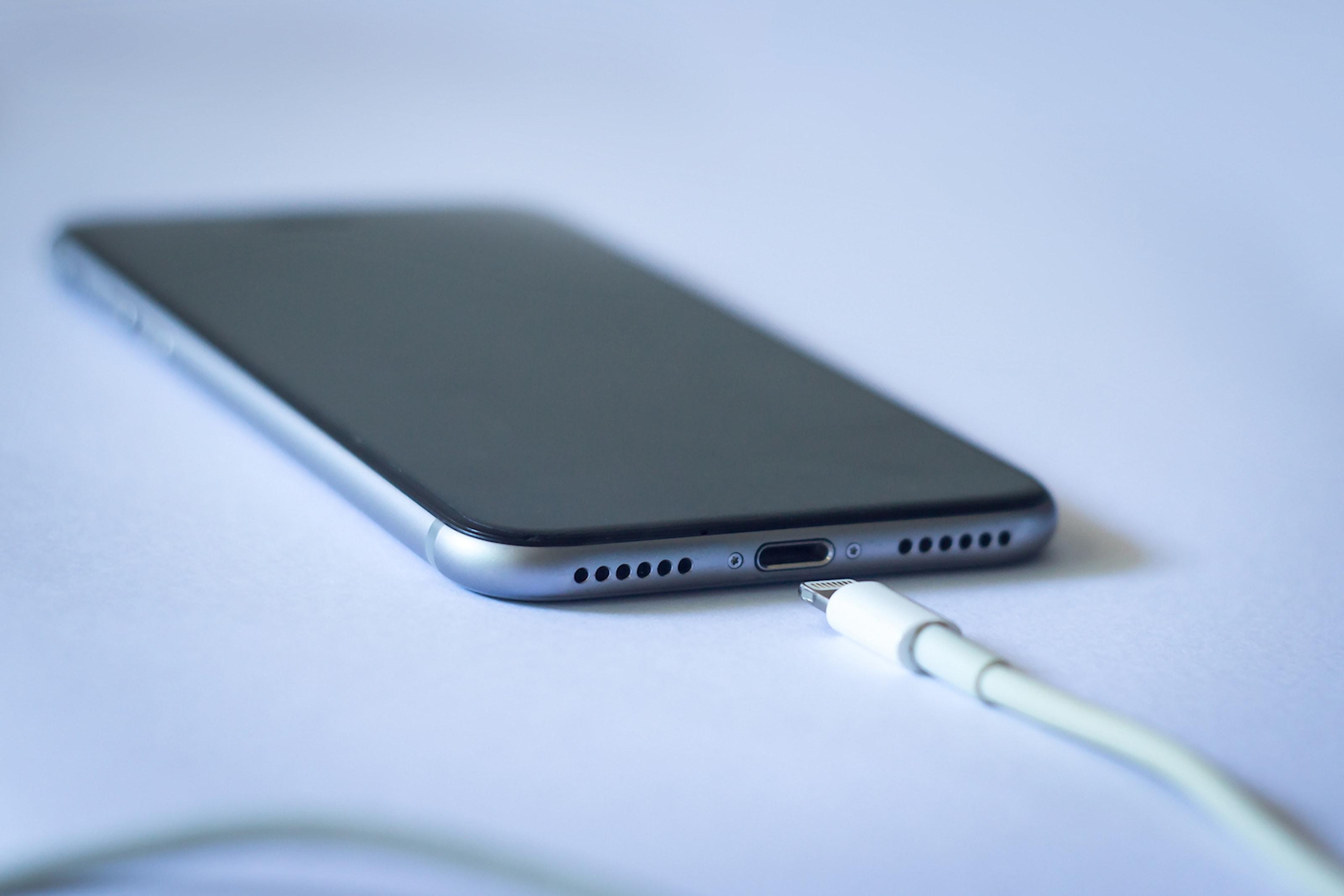 Batteribyte för Iphone