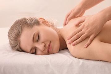 Massage för rygg eller armar/axlar