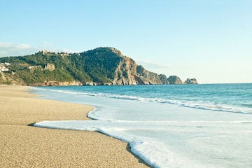 Alanya: Anjeliq Downtown Hotel for to personer