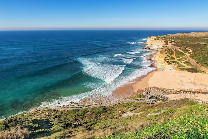 Surfeeventyr i Portugal