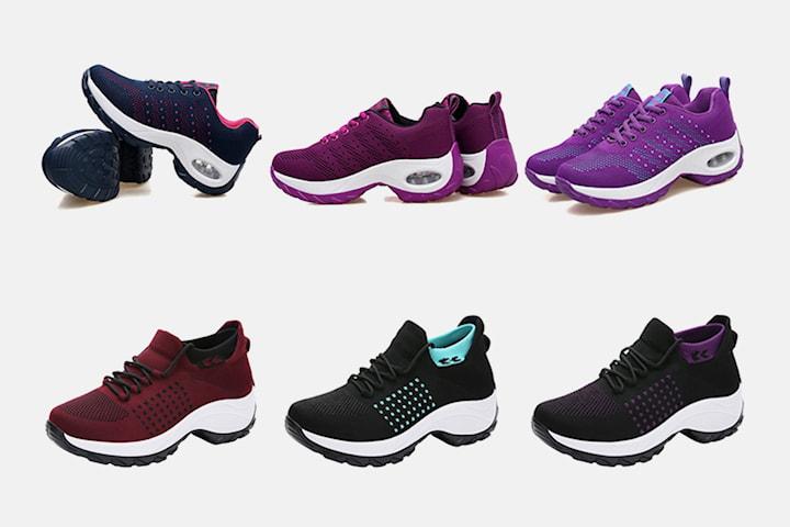 Sneakers til dame