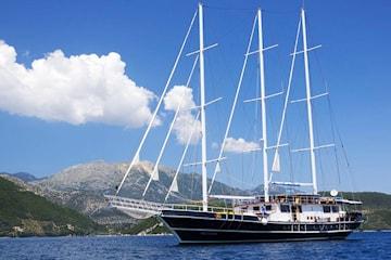 Kryssning i Medelhavet – 7 nätter ombord