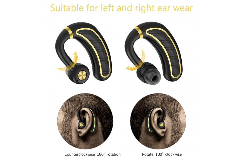 Headset med Bluetooth