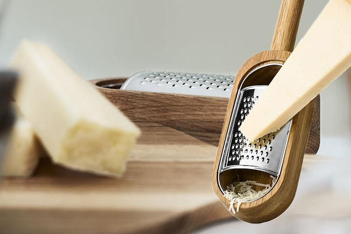 Sagaform Nature rivjärn för ost