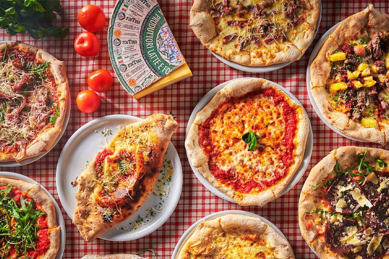 Perfekt julegave: Italiensk 3-retters meny for to personer hos fantastiske La Famiglia