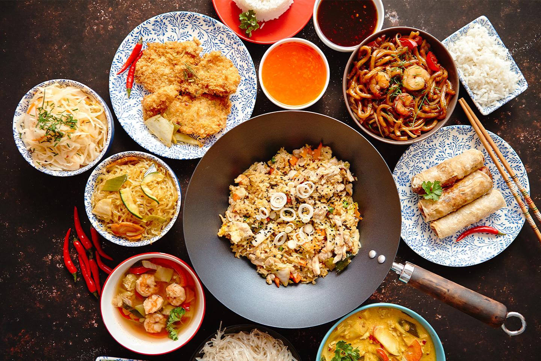 6-retters thai meny for opp til åtte personer hos Apsorn Thai (1 av 1)