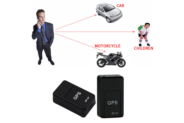 Liten GPS-tracker