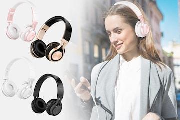 Trådløse Bluetooth-hodetelefoner