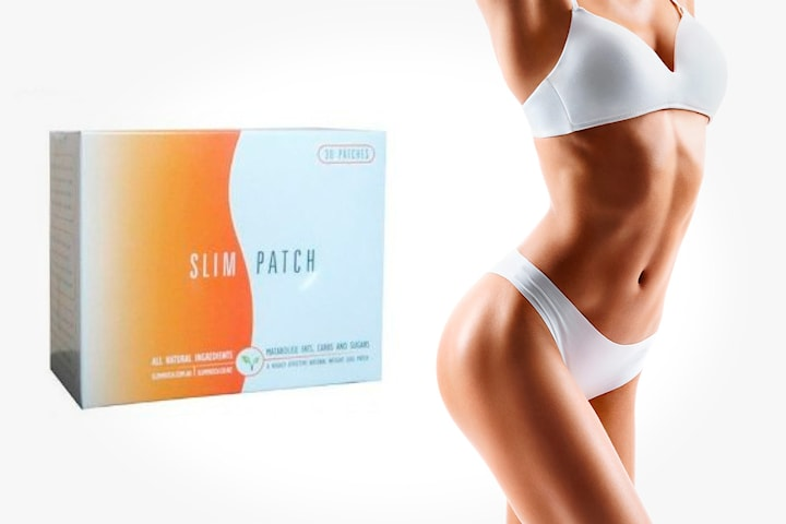 Slimmande plåster, 30 dagars-kit