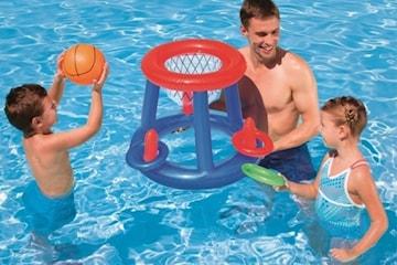 Spelkorg för pool
