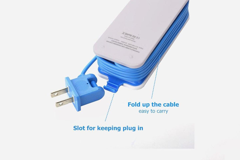 Multi-USB reiseadapter