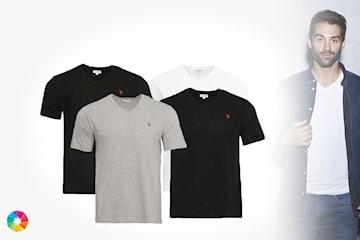 U.S. Polo t-shirt 2-pack