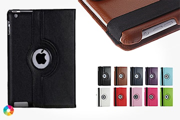 360° roterende etui for iPad