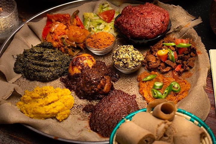 Middag 3 rätter –En smak av det östafrikanska köket