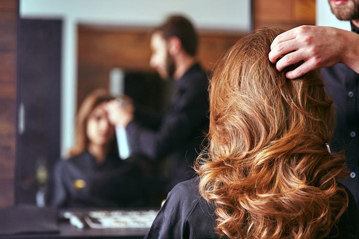 Klippning för alla hos United Hair