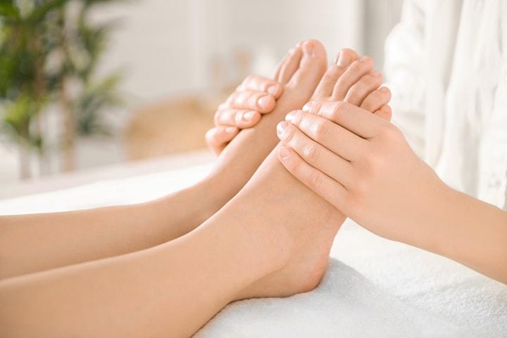 Fotmassage 30 minuter