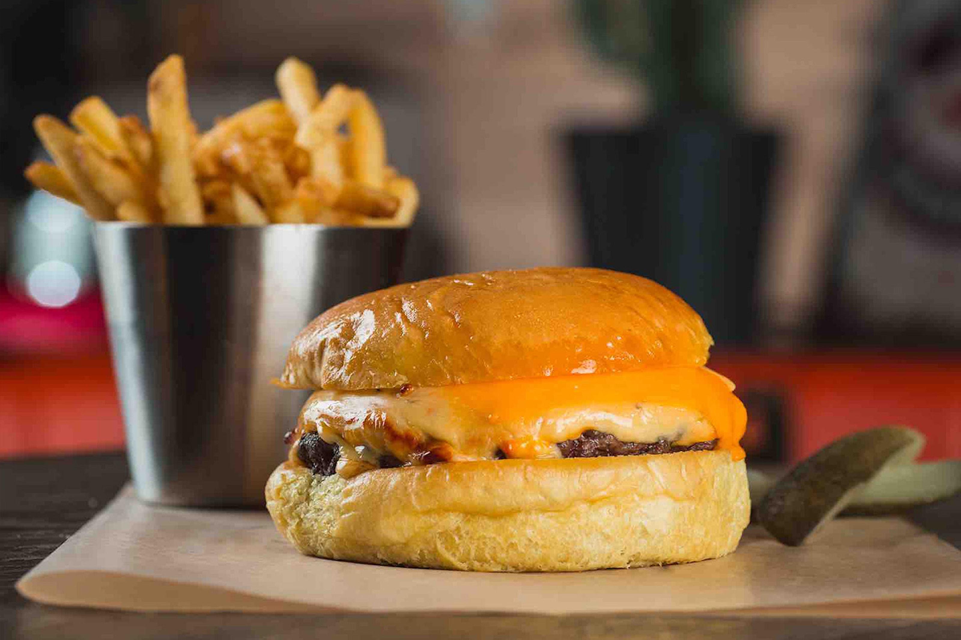 50% rabatt hosGnarly Burger Roslagsgatan