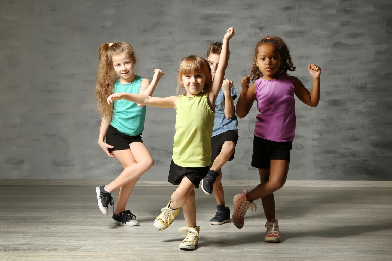 Danskurs för barn hos STHLM DanceCrew (1 av 1)