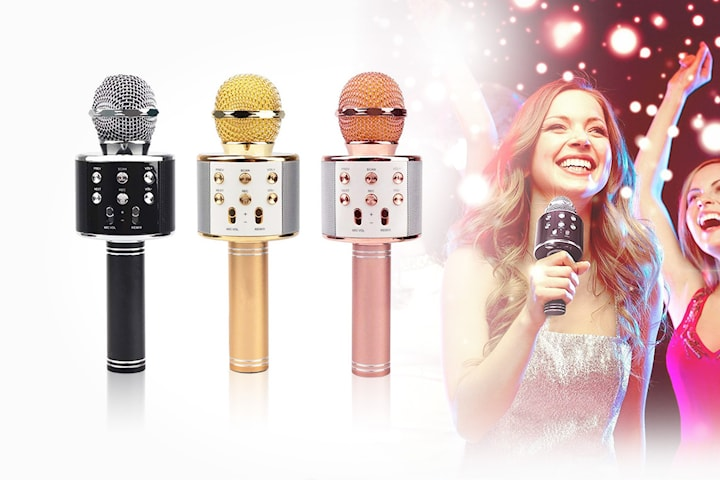 Karaokemikrofon