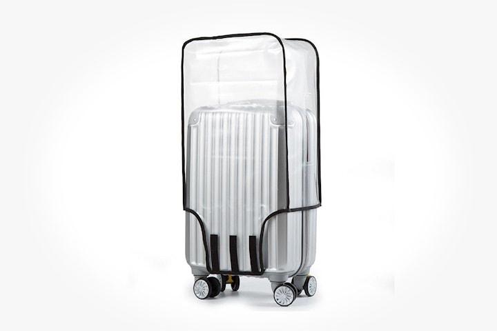 Plastdekke til koffert