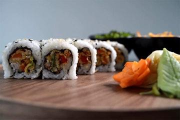 Nyåpning på Kronstad - Nyt deilig takeaway sushi fra Nagai Sushi