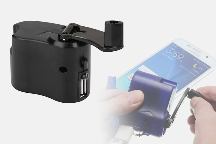 Nödladdare till mobilen