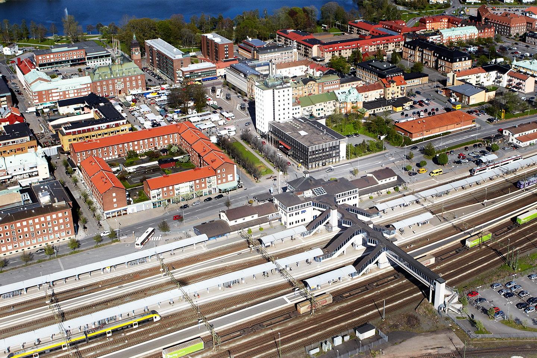 Boende för 2 på mysiga Hotell Högland