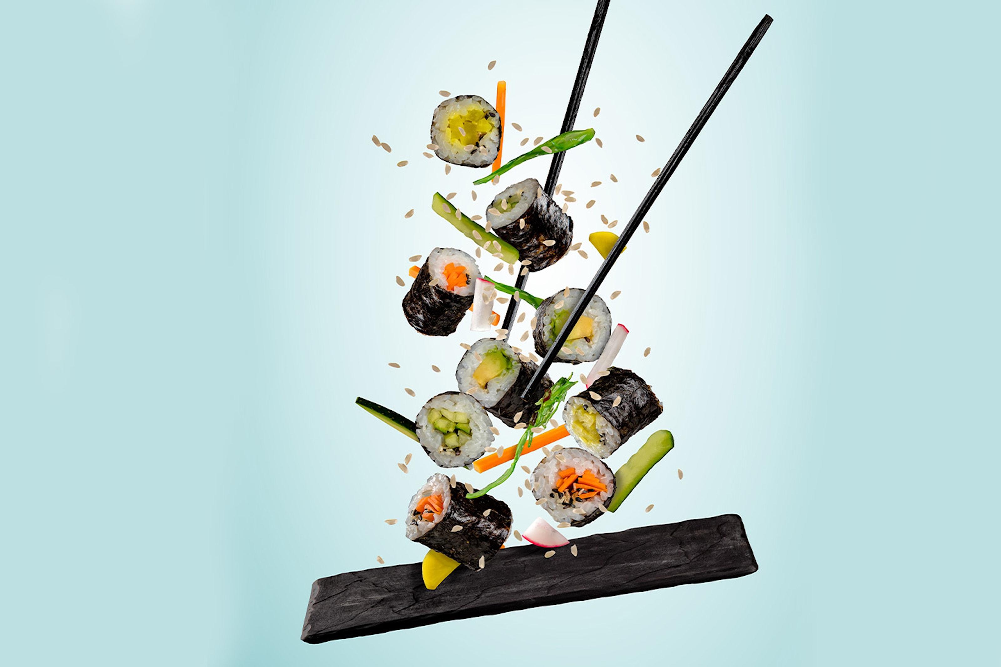 Åpningstilbud! Takeaway hos TNT sushi