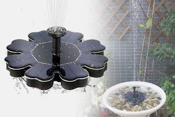 Flytende fontene