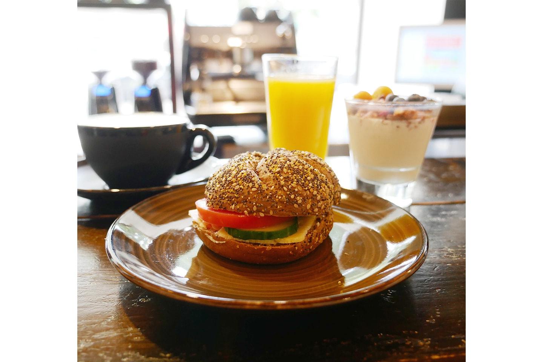 Frukost på A43 Coffee på Avenyn