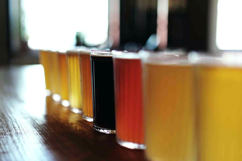 Ölprovning hos Beerbliotek