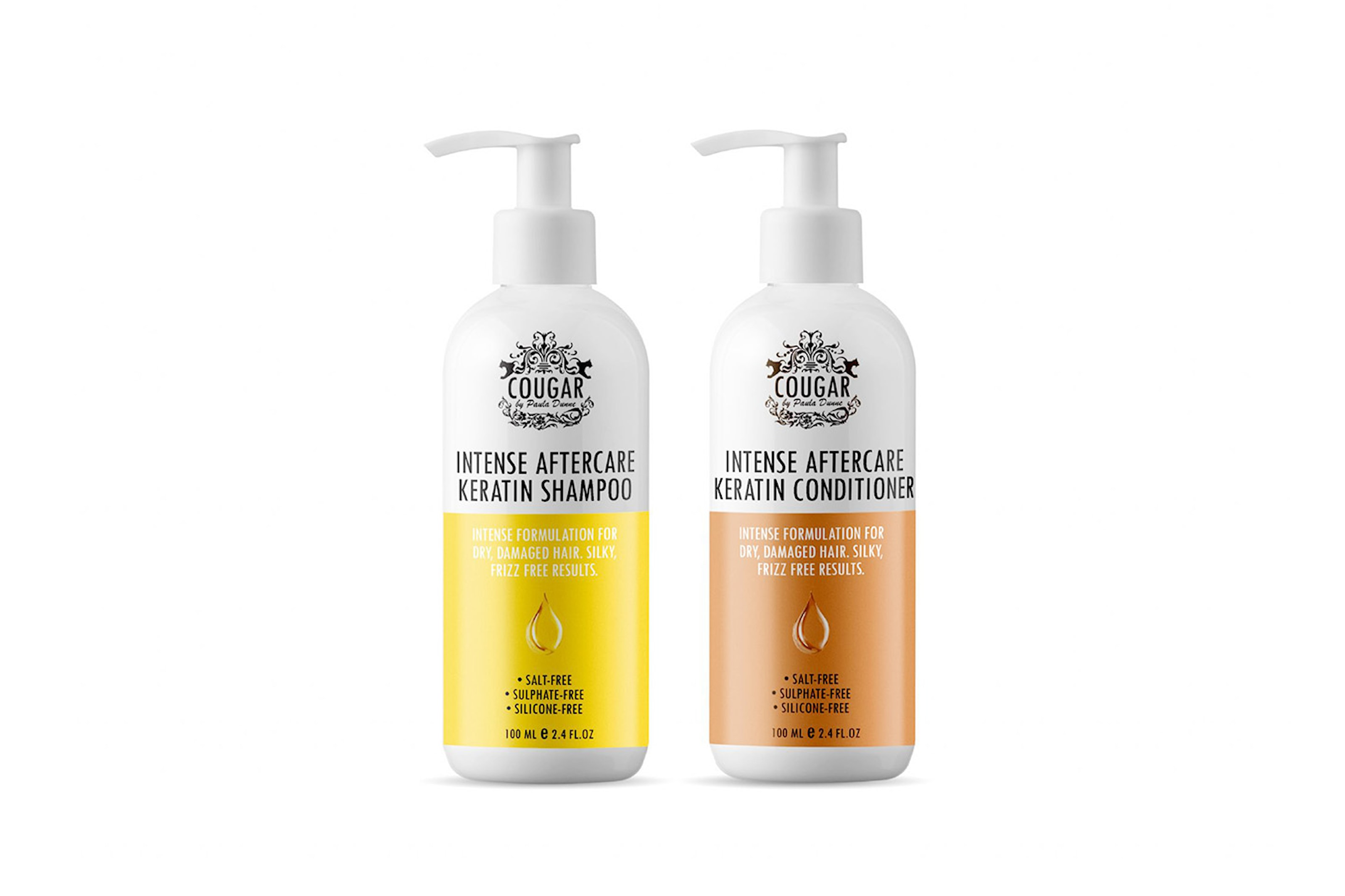 Intense Keratin Treatment shampoo & balsam