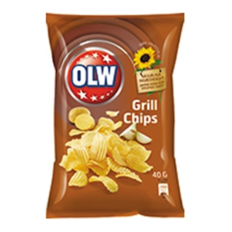 Grill, OLW 20-pack, 20-pack chips från OLW, ,