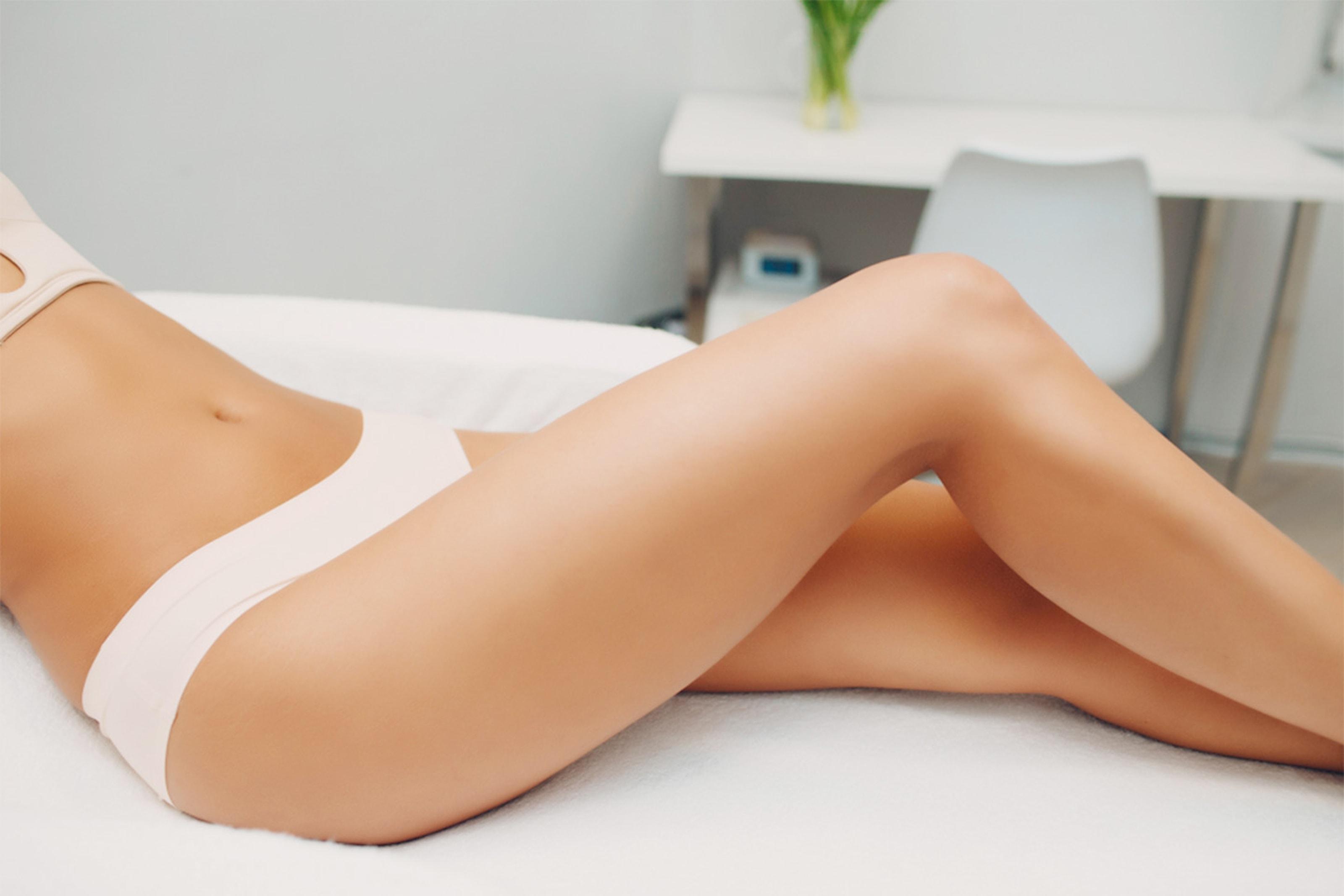 Permanent hårborttagning hos Happy Laser