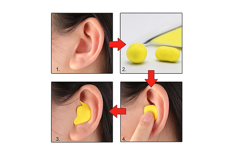 Lag opp til 60 ørepropper med dette DIY-settet
