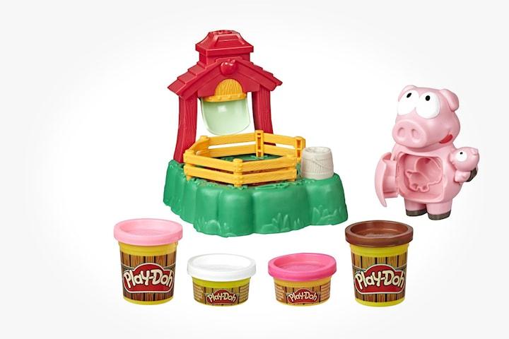 Play-Doh Animal Crew Pigsley Splashin´ Pigs