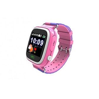 Rosa, Q90 Kids' Smart Watch w/ GPS Tracker, Smartwatch med GPS för barn, ,