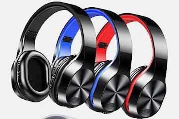 Over-Ear Hodetelefoner T5-BASS
