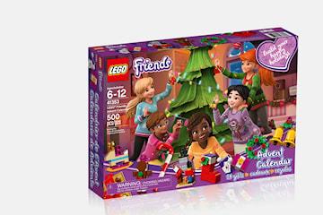 Lego Friends julkalender