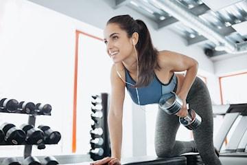 Bli slank, sterk og sunn på 10 uker med Feminin Fysikk