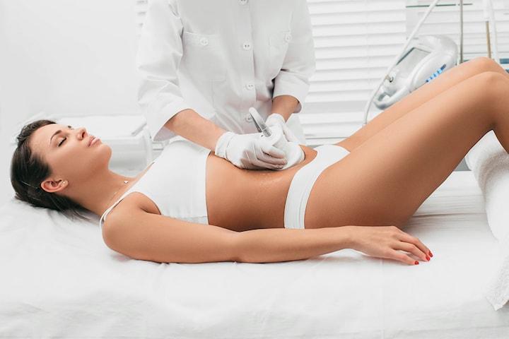 Permanent fettfjerning uten kirurgi med Cavit 2, én til seks behandlinger