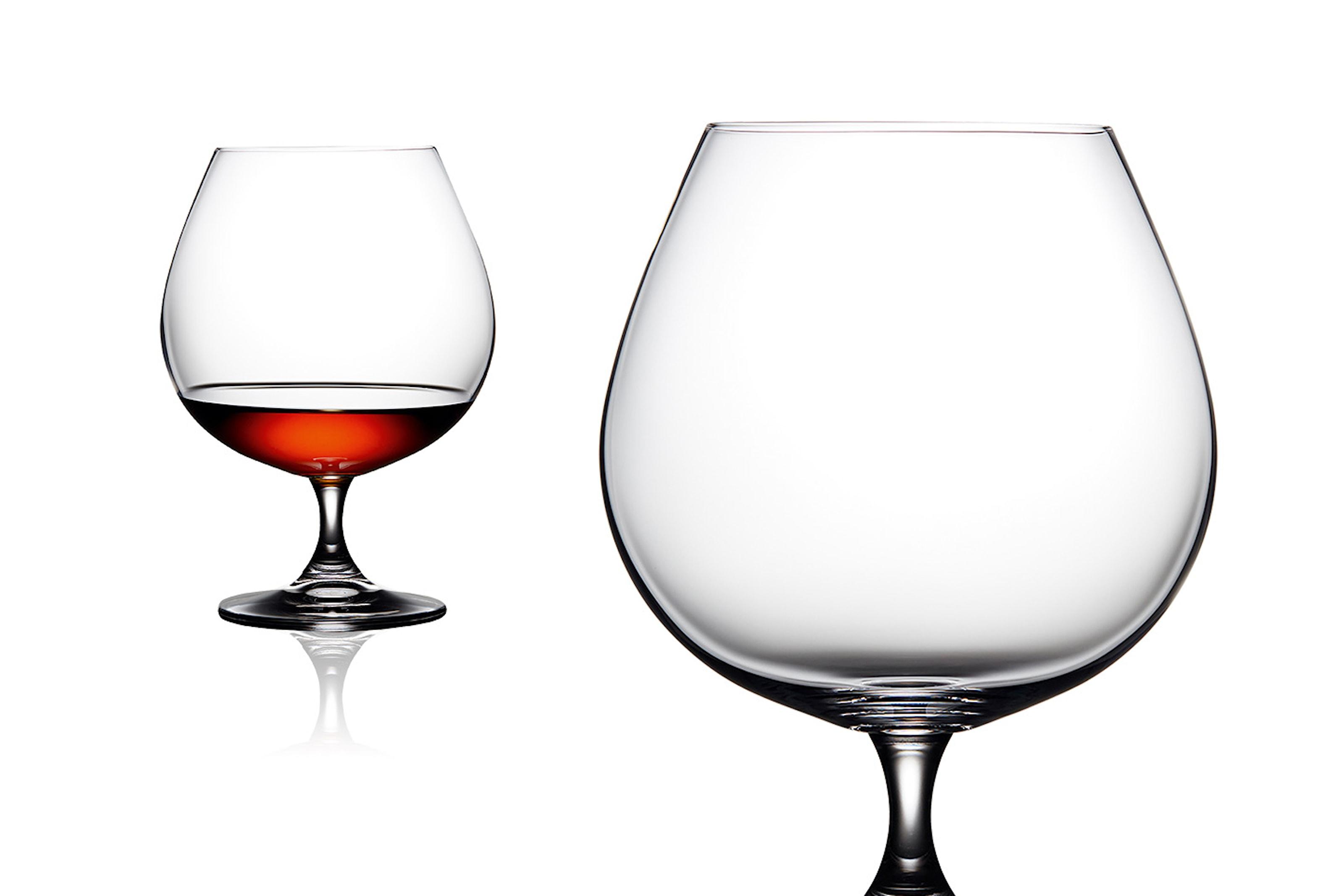 4-pack cognacglas från Lyngby