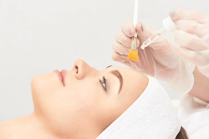 Peeling och hudscanning upp till 4 tillfällen