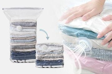 Vakuumpåsar för kläder