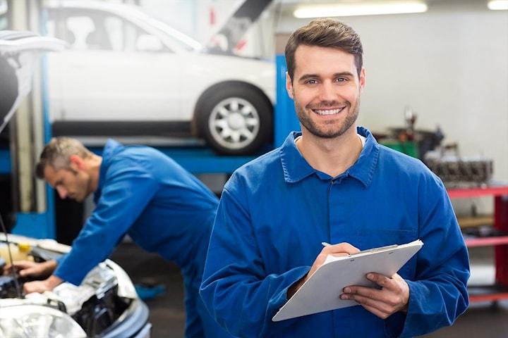 Få Liten service hos MECA sentralt på Ensjø, kåret til årets bilverksted 2020