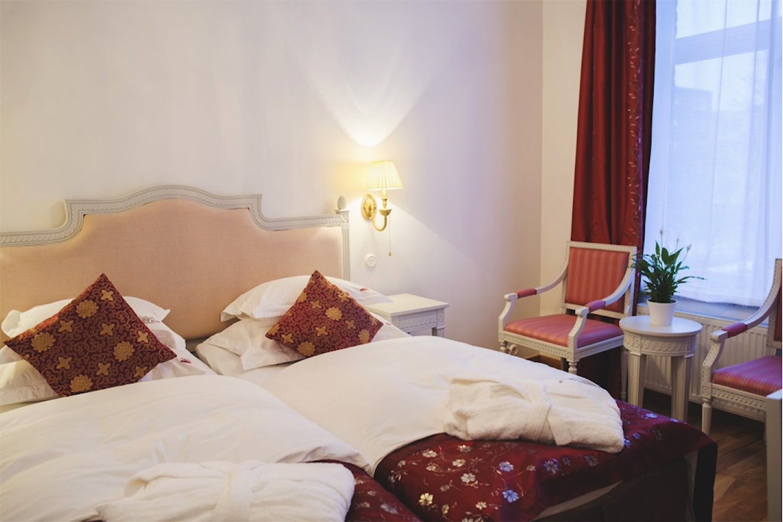 Boende och frukost för 2 på Brommavik hotell, Stockholm