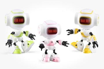 Minirobot som snakker