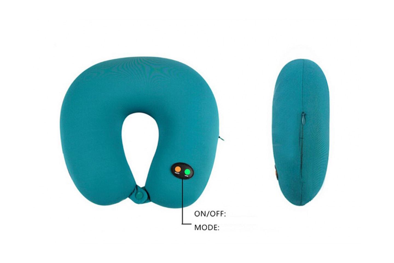Ergonomisk massagekudde